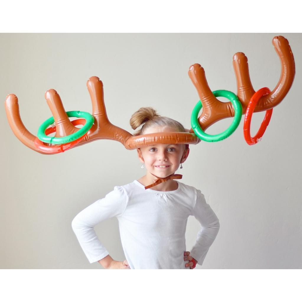 Christmas Party Inflatable Reindeer Game