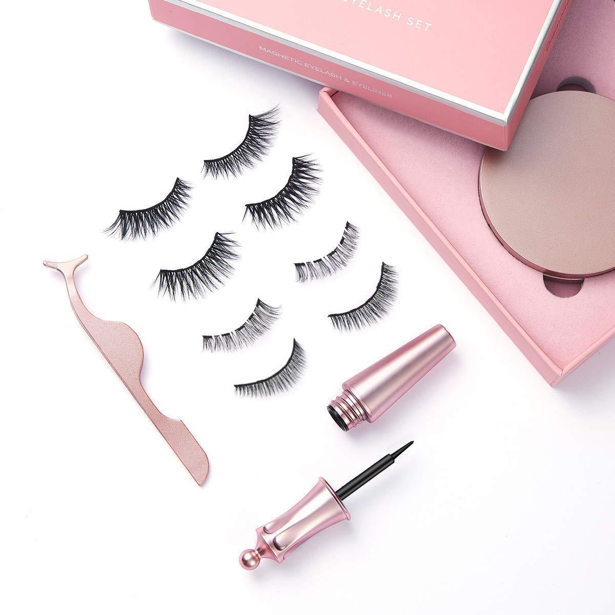 Magnetic Eyeliner & Eyelash Kit
