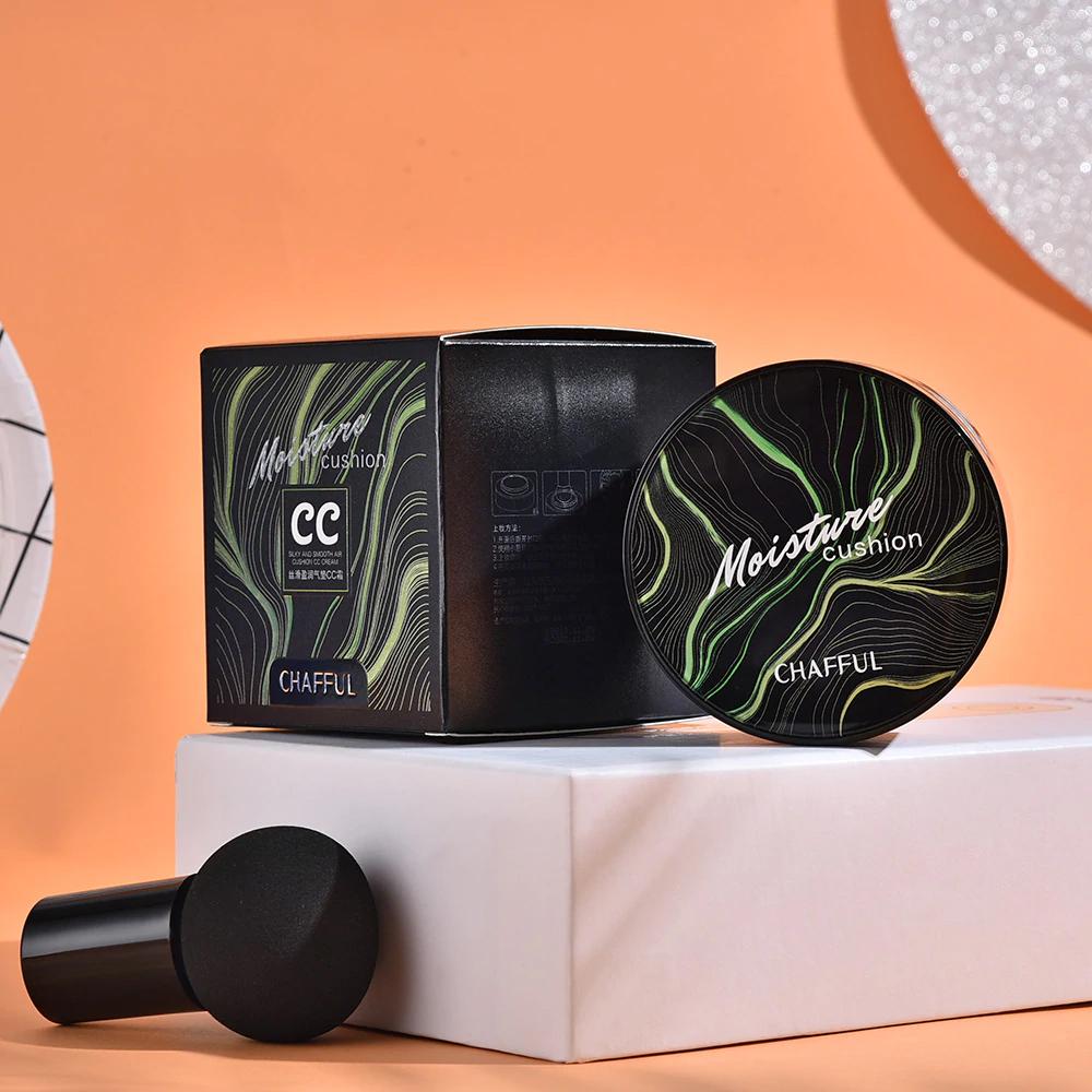 Flawless CC Cream Foundation With Mushroom Head Air Cushion