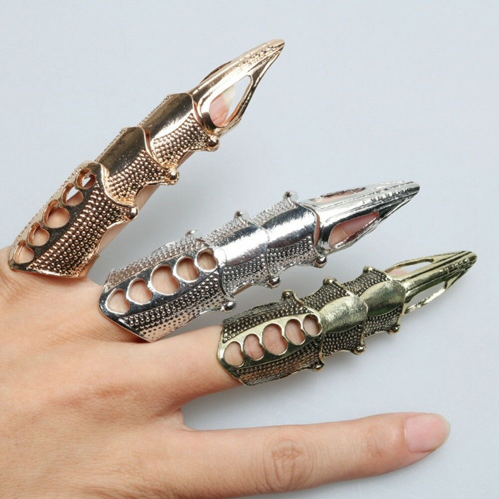Full Finger Claw Ring Jewelry For Teenagers