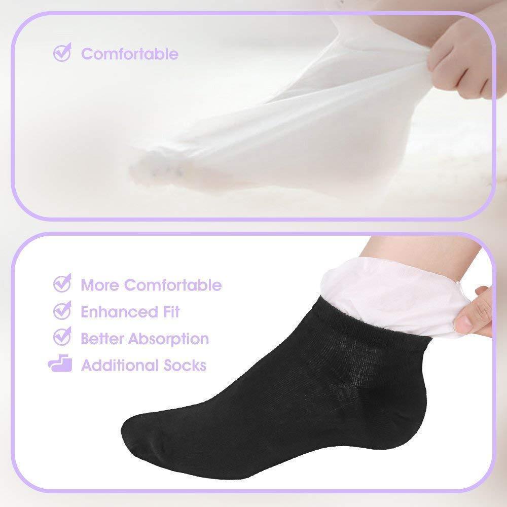 Korean Foot Exfoliation Peel Mask