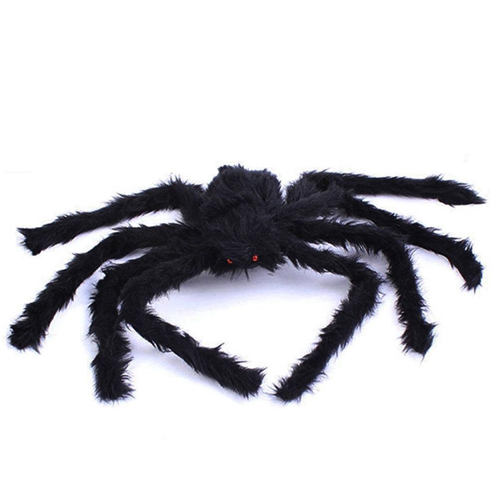 Giant Halloween Spider Decoration