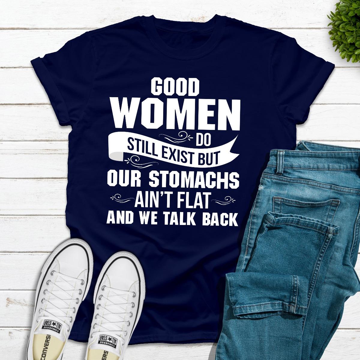Good Women Do Still Exist (Navy / M)