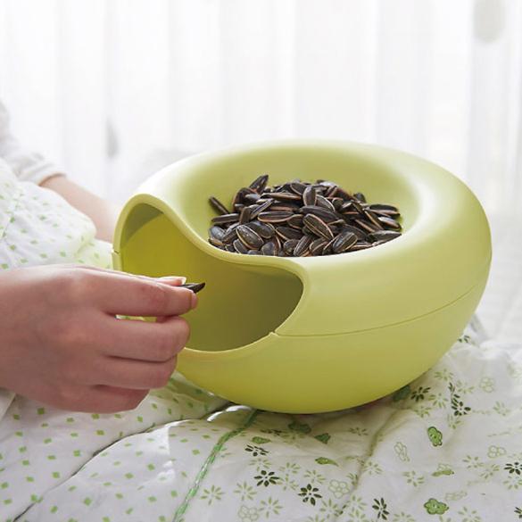 Plastic Pistachio Nut Bowl