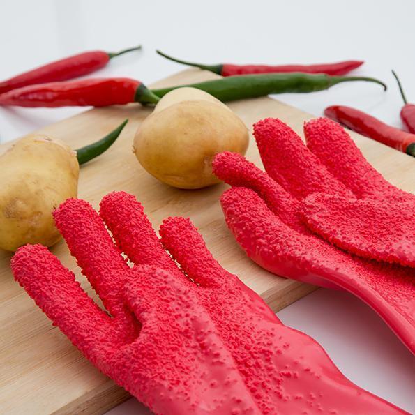 Cleaning & Peeling Gloves
