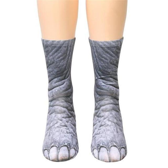 Animal Paws Socks