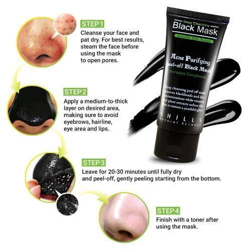 Blackhead Removing Facial Mask