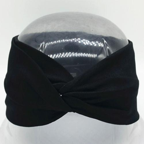 Boho Twist Headbands-Black