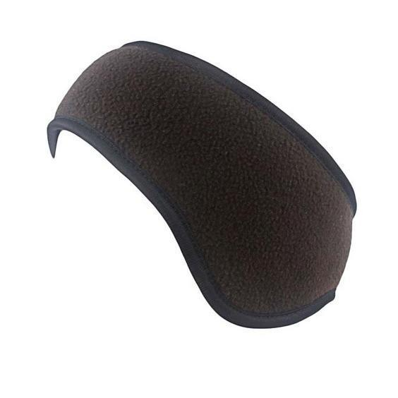 Ear Warmer Headband-Brown