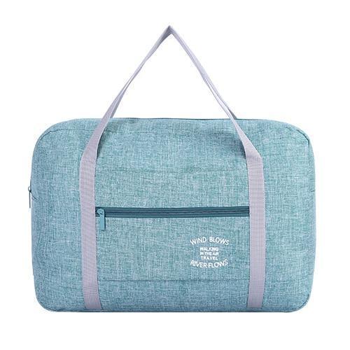 Foldable Weekender Bag-Green