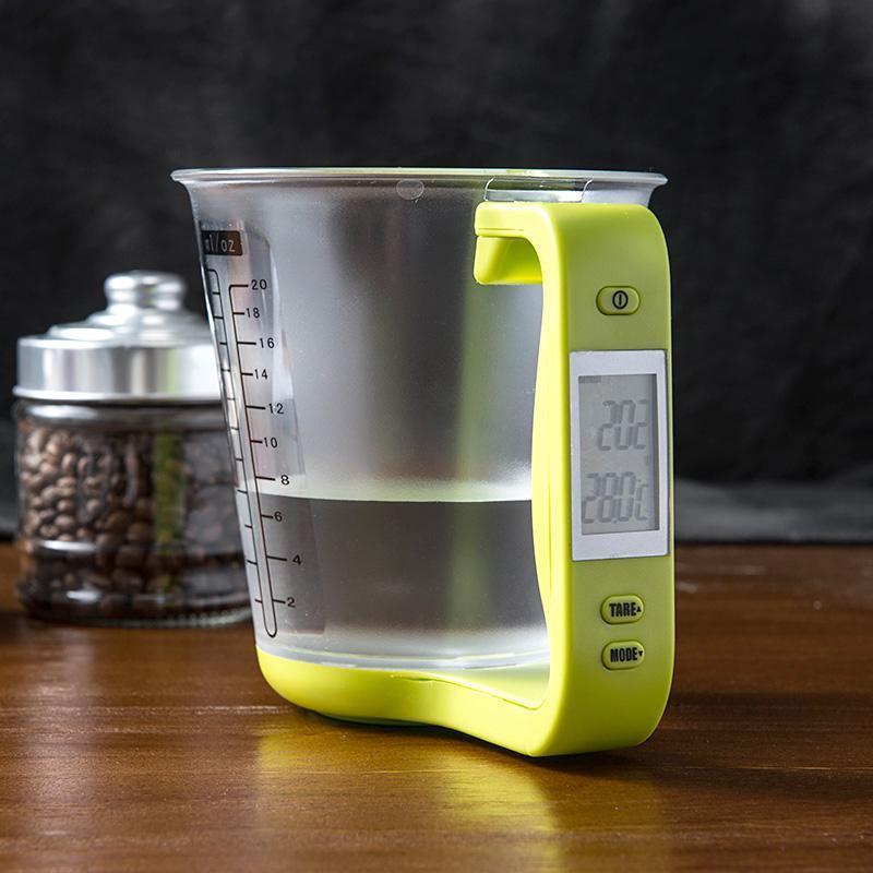 Smart Measuring Cup