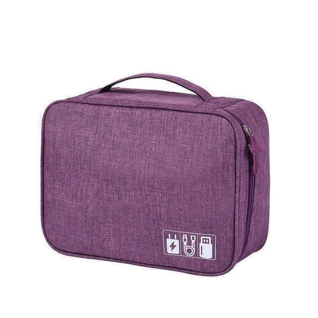 Tech Travel Organizer Bag