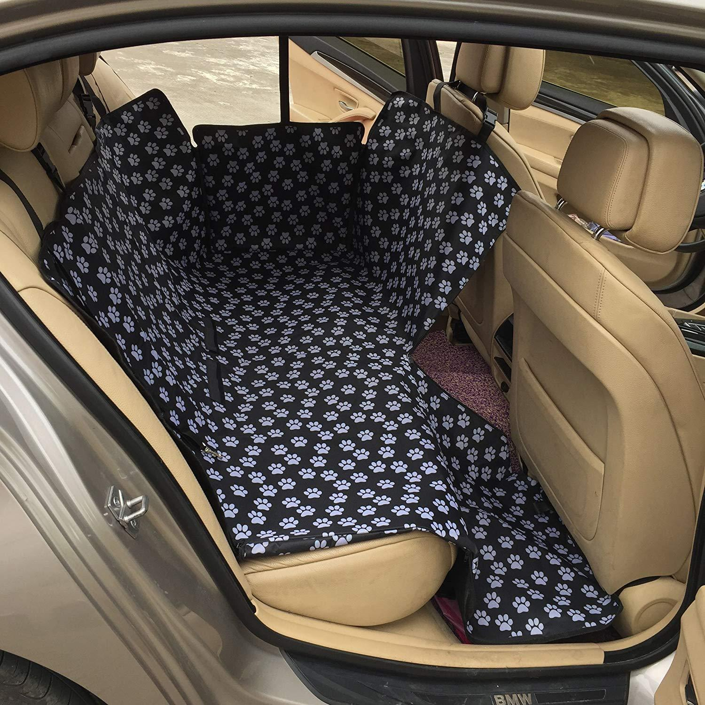 Waterproof Dog Hammock Car Seat Cover