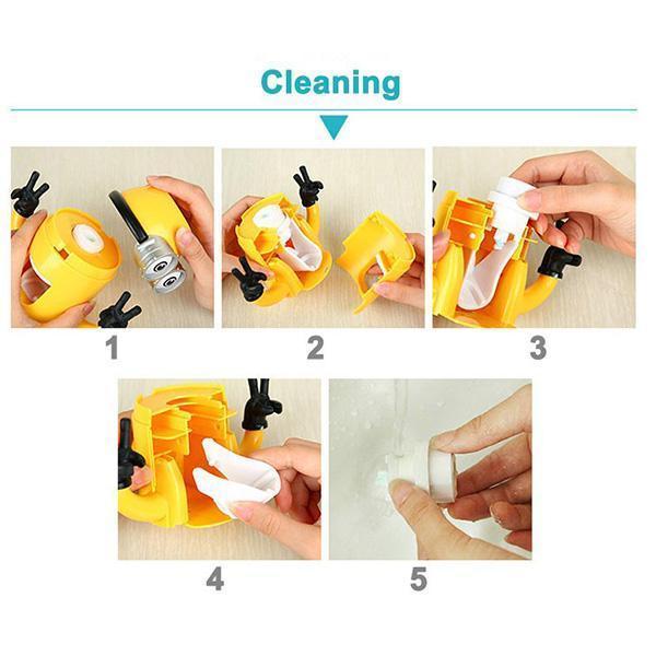 Little Banana Toothpaste Dispenser