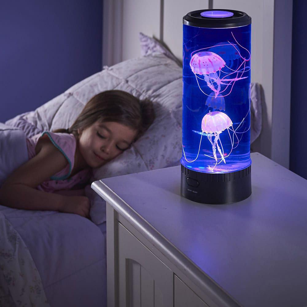 LED Jellyfish Lava Lamp & Aquarium For Kids & Adults
