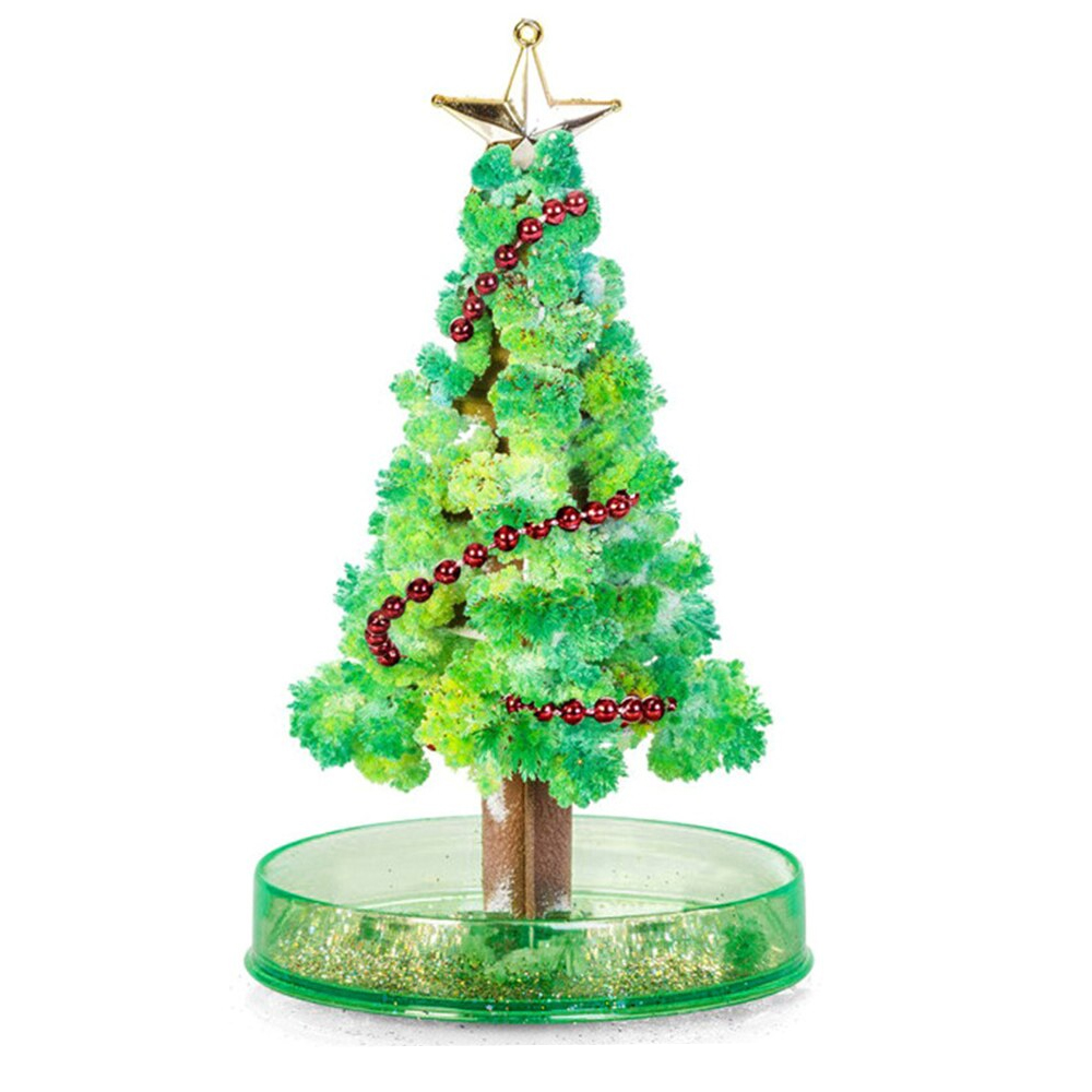Magic Growing Christmas Tree Toy-Light Green