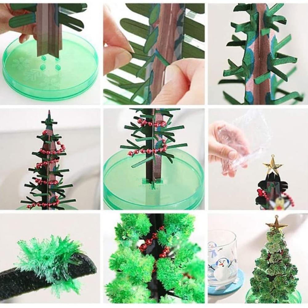 Magic Growing Christmas Tree Toy