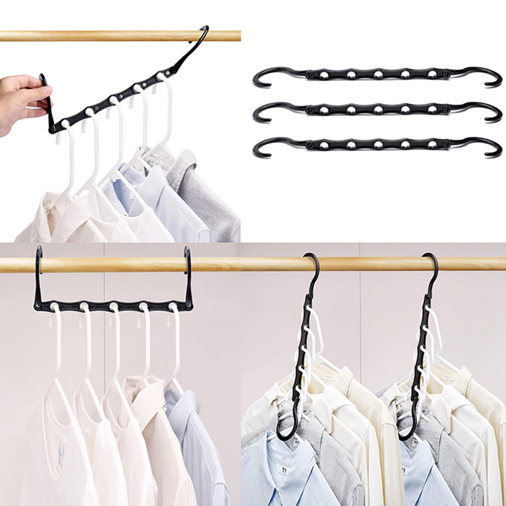 Magic Space Saving Hangers for Closets