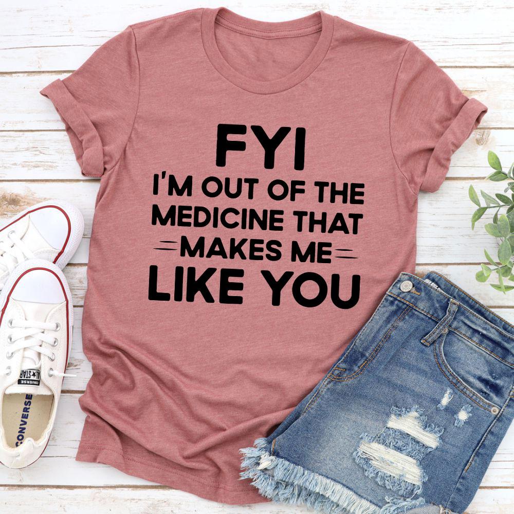 FYI T-Shirt