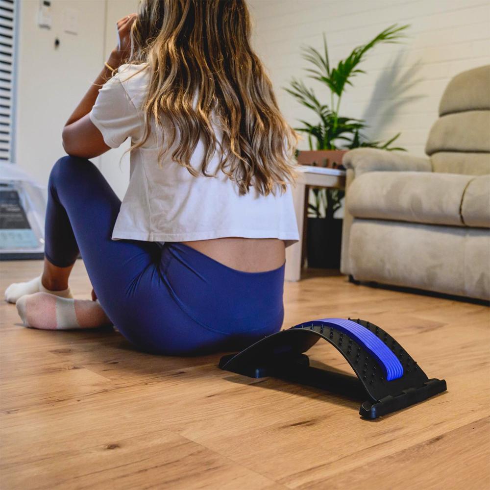 Sciatica Nerve & Back Massage Stretcher Equipment