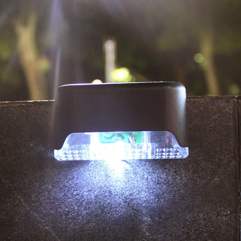 Outdoor Solar Powered Deck Lights