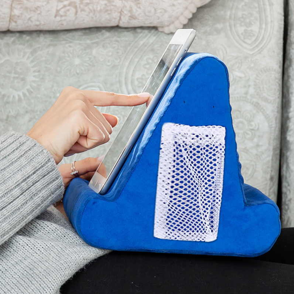 Pillow Phone & Tablet Stand