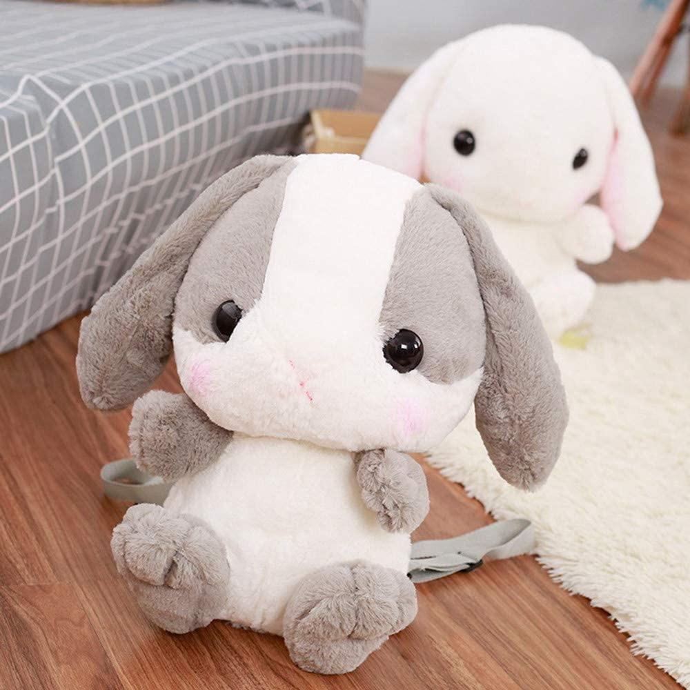 Plush Bunny Backpack