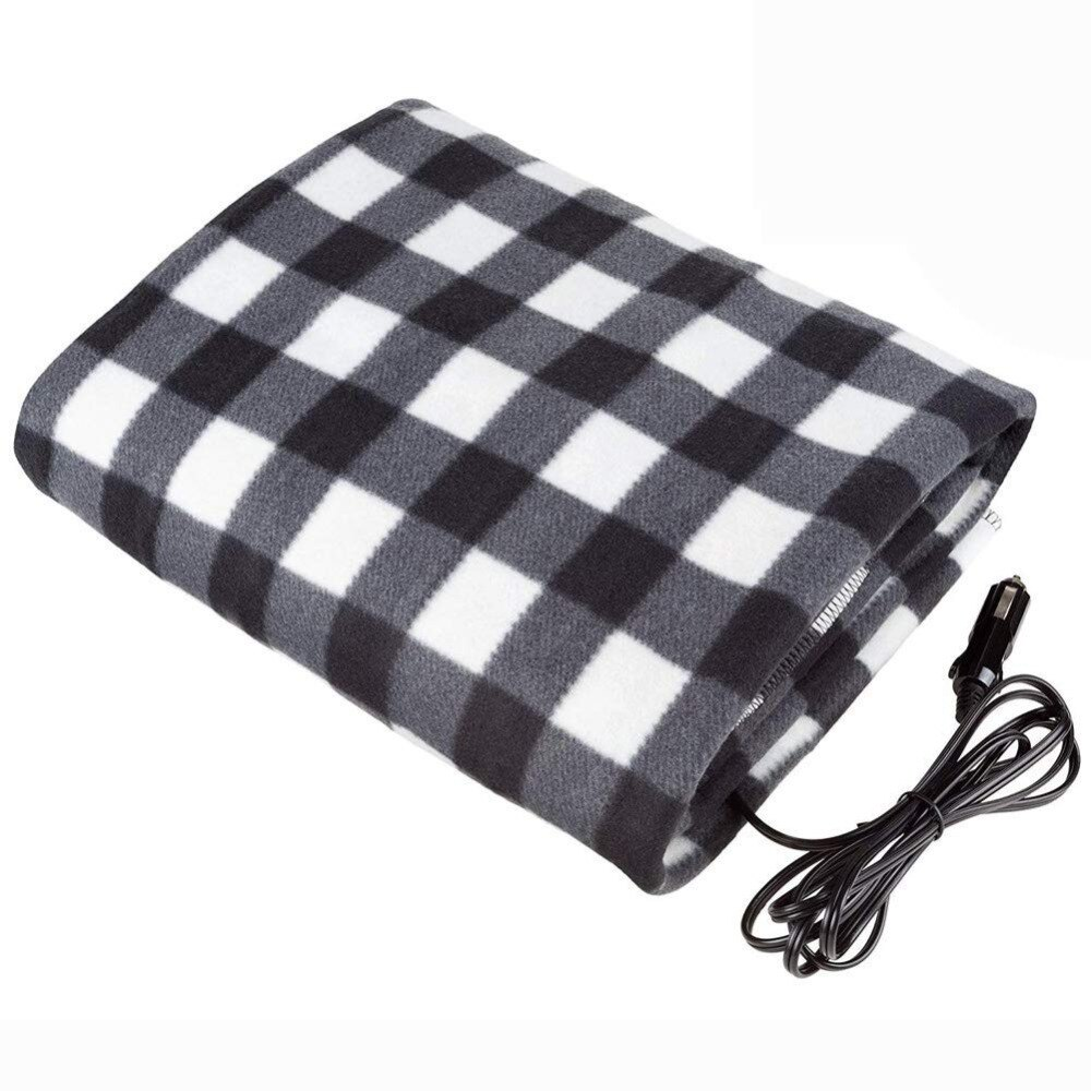 Premium Cozy Car Heating Blanket