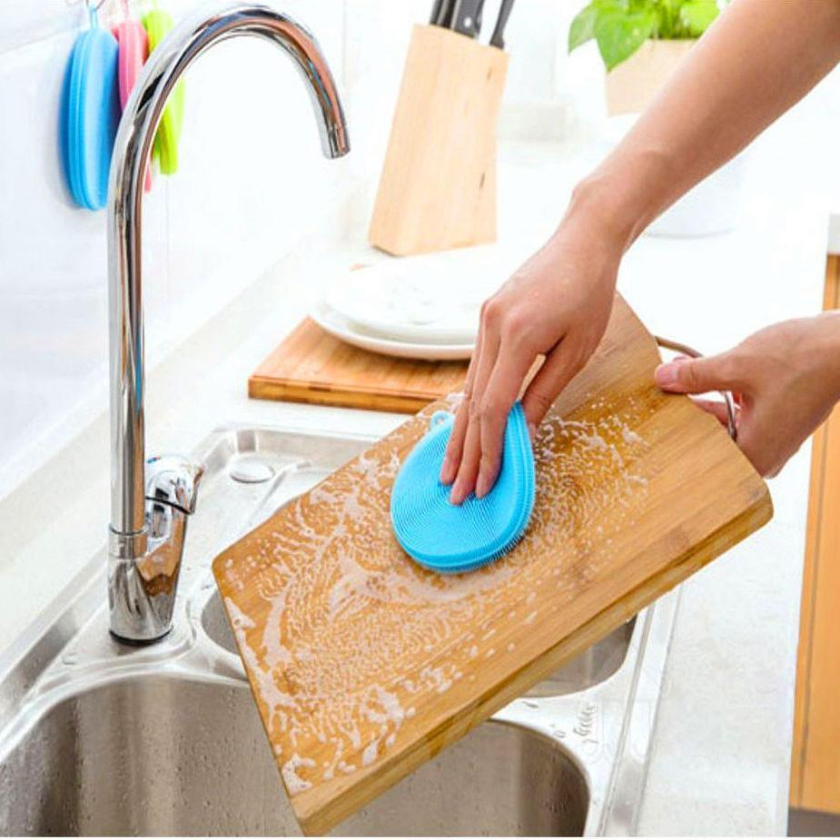 Multipurpose Anti-Bacterial Sponge