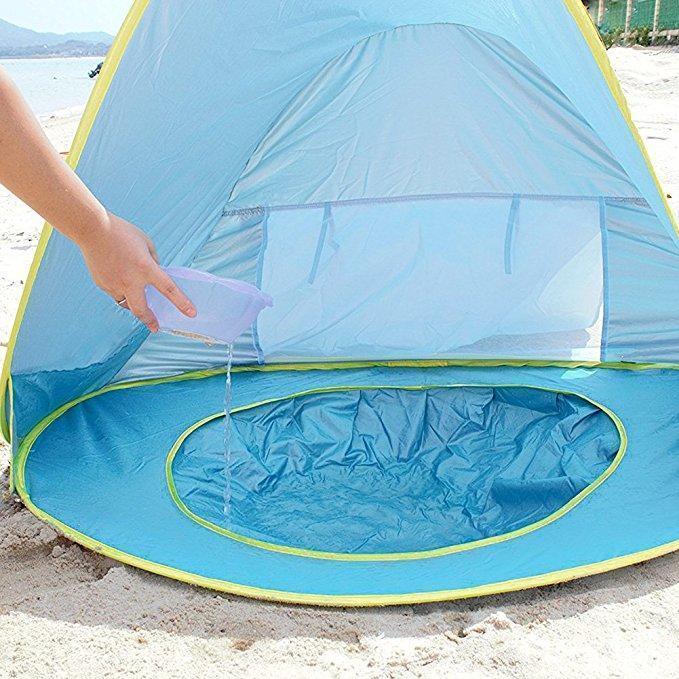 Baby Pop-Up Beach Tent