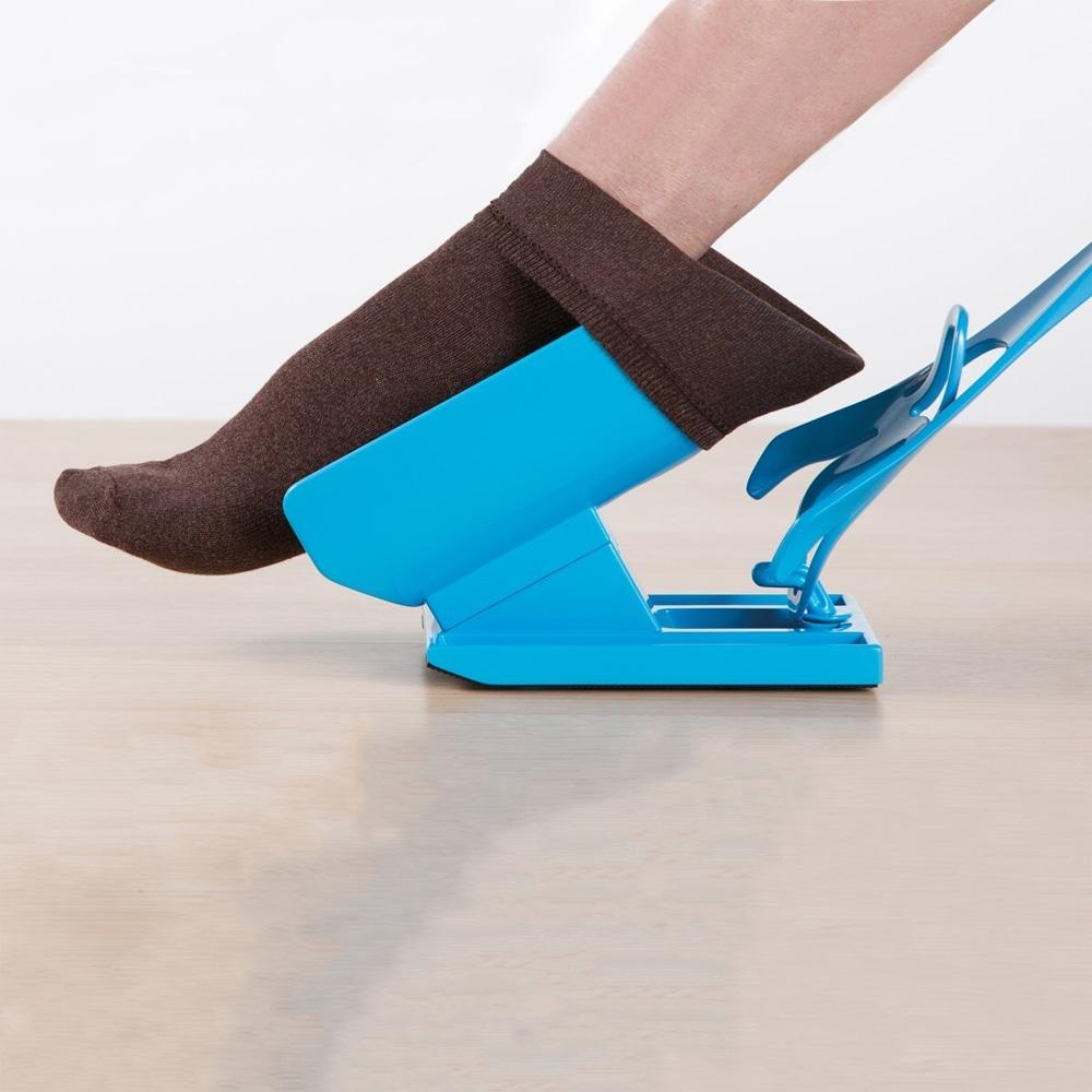 Sock Slider Aid Easy On Off Sock Helper Kit