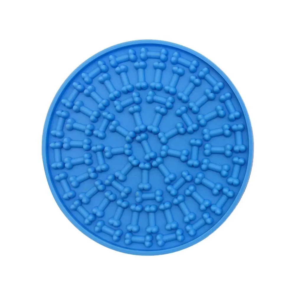 Soothing Anxiety Suction Cup Lick Mat for Pets