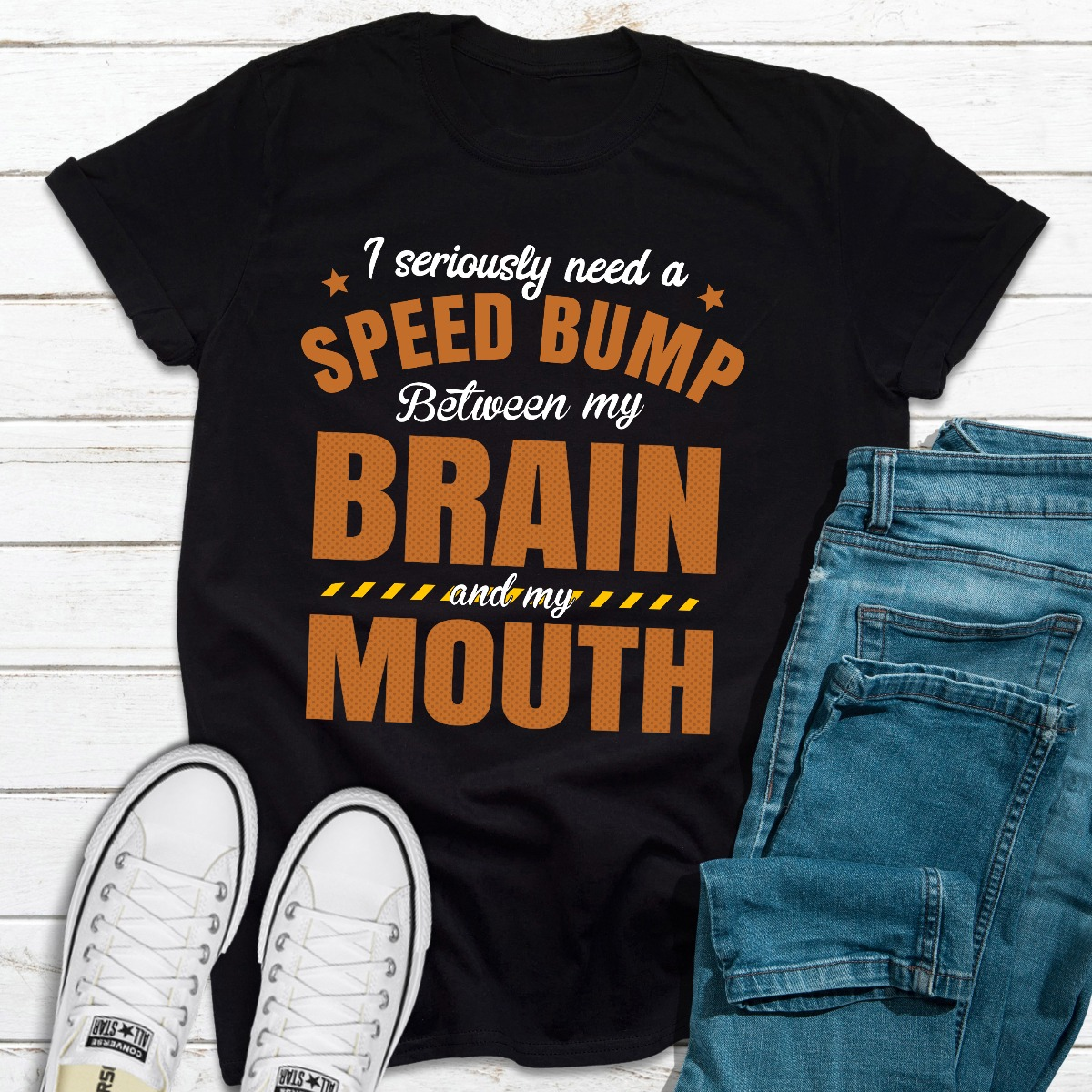 I Seriously Need A Speed Bump