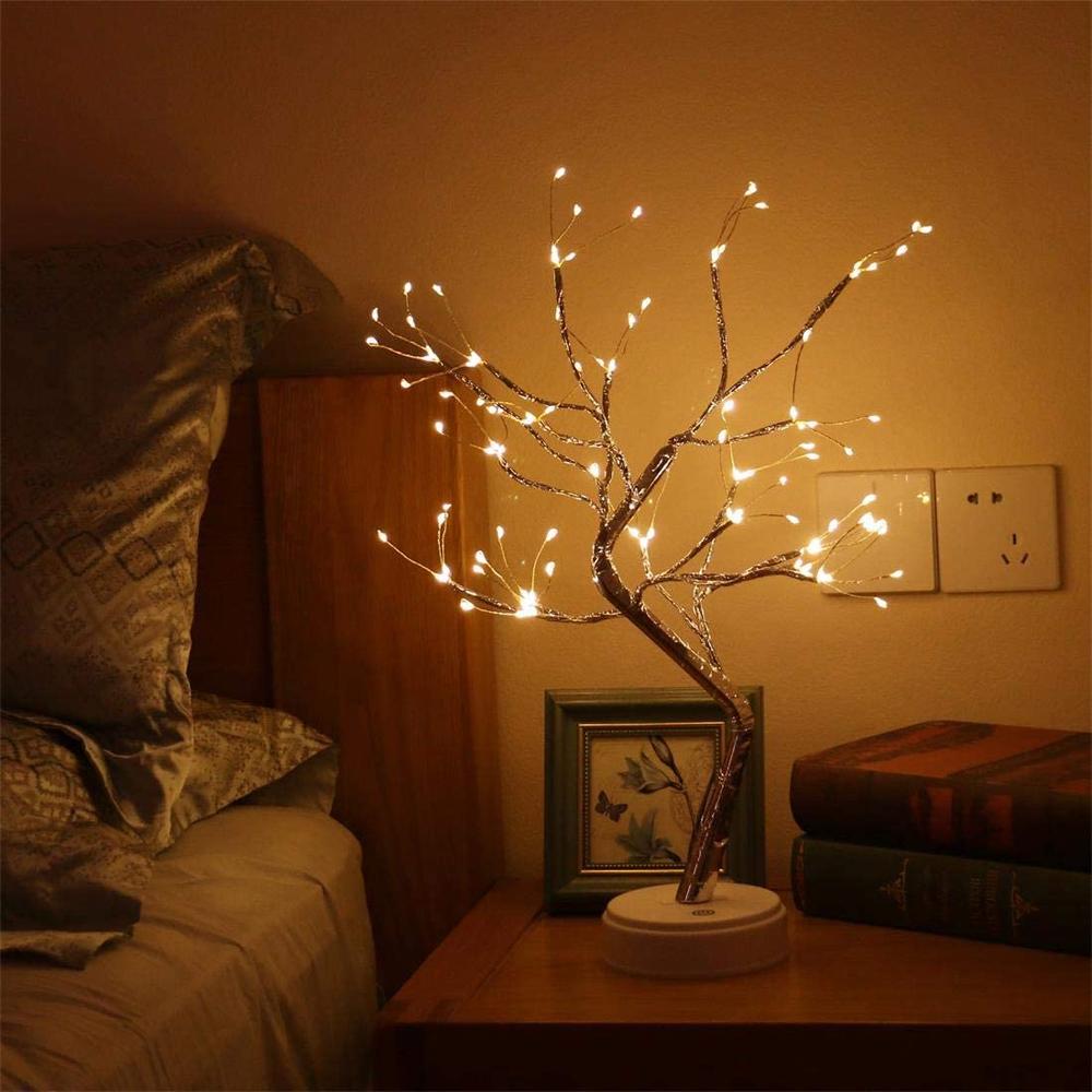 Spirit Fairy Light Tree Lamp