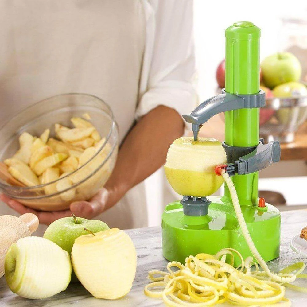 Electric Fruit and Potato Peeler