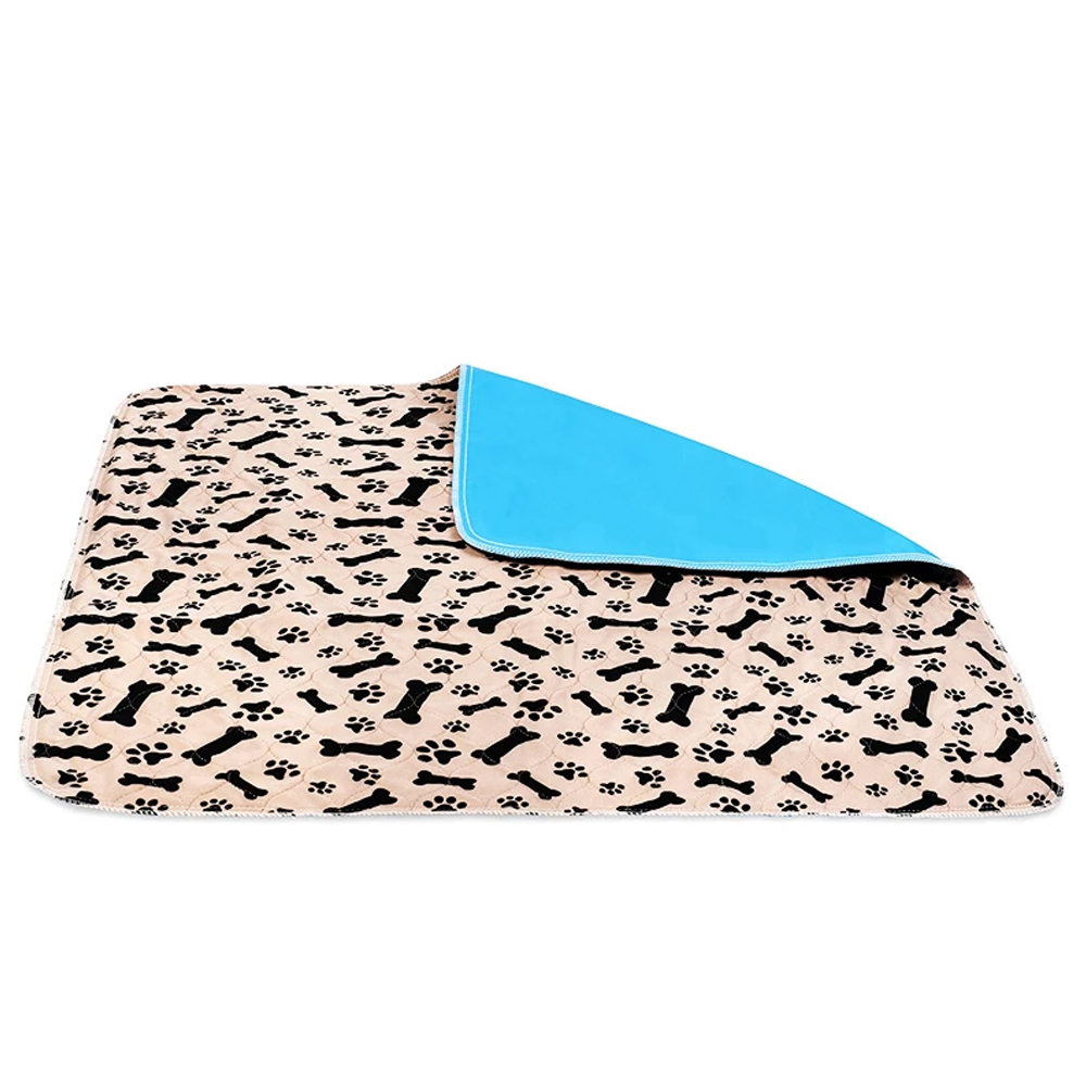 Super Absorption Puppy Pad For Pee & Dirt-Gold-M