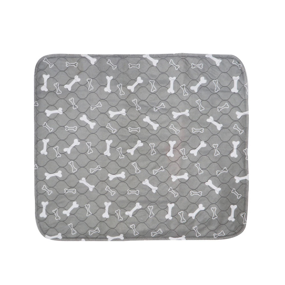 Super Absorption Puppy Pad For Pee & Dirt-Gray-L