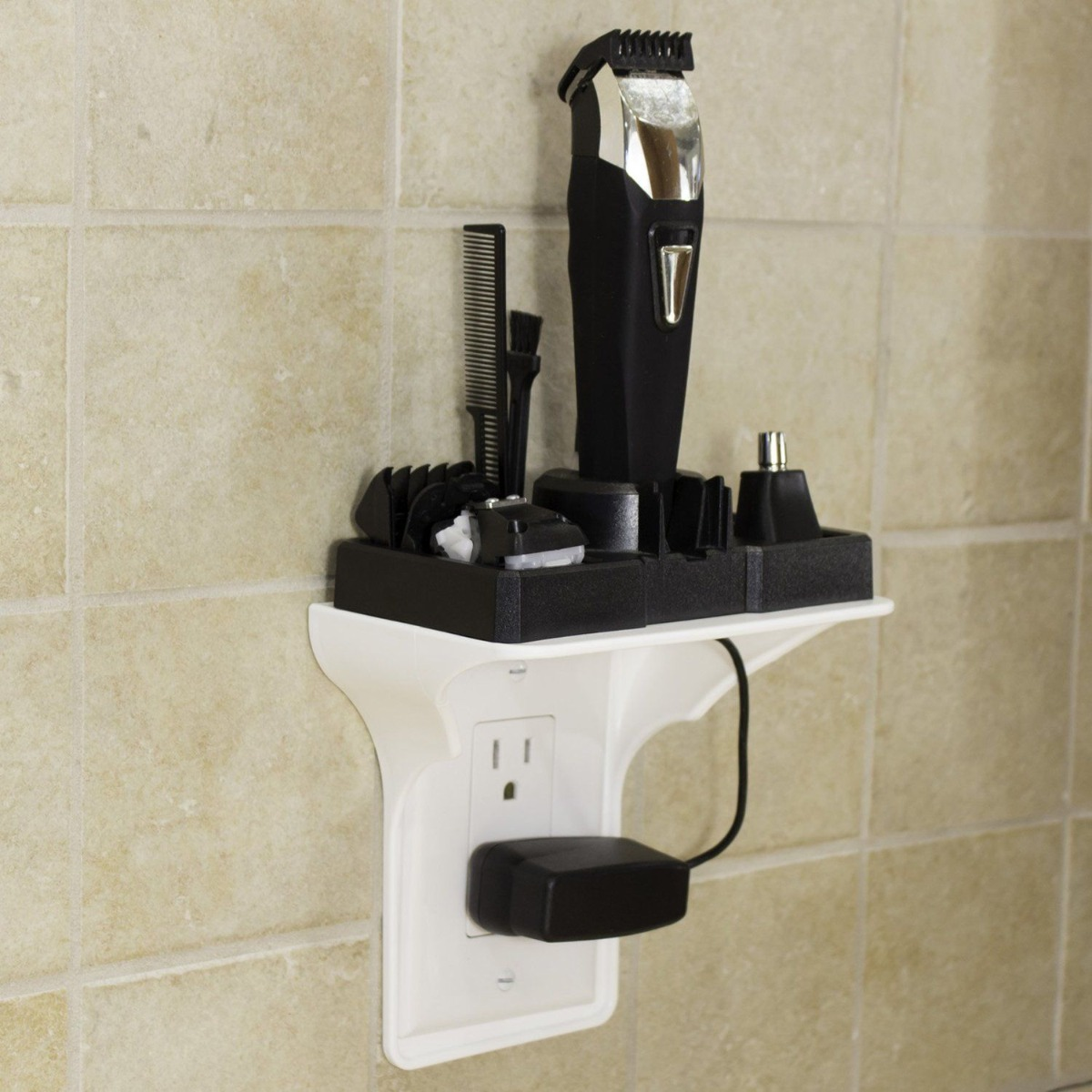 Wall Outlet Organizer