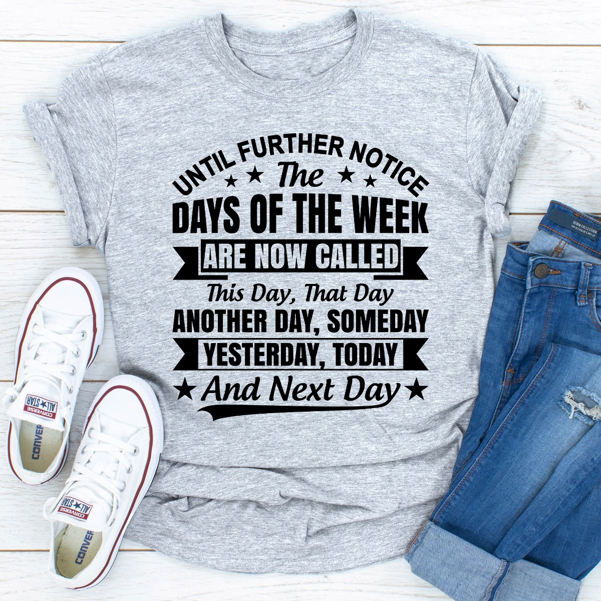 The Days Of The Week