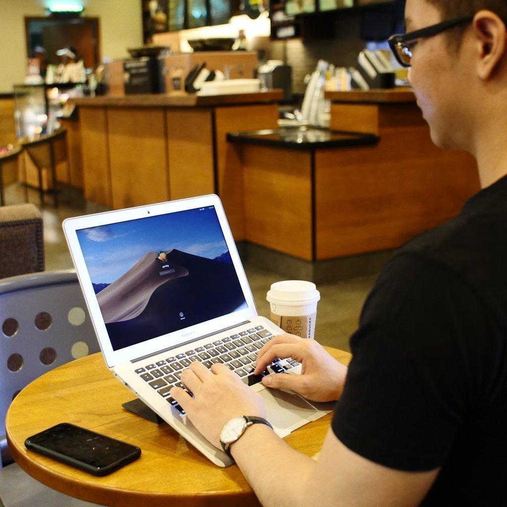 Modern Portable Laptop Stand