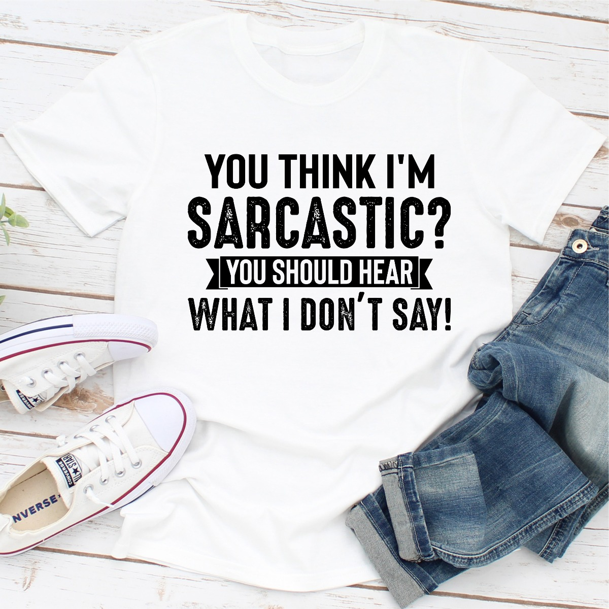 You Think I'm Sarcastic? You Should Hear What I Don't Say