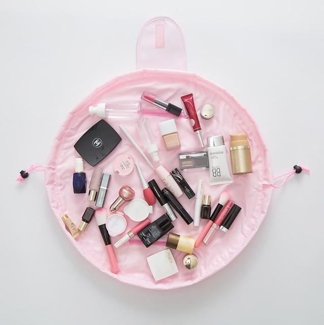 Travel Make up Wrap Bag